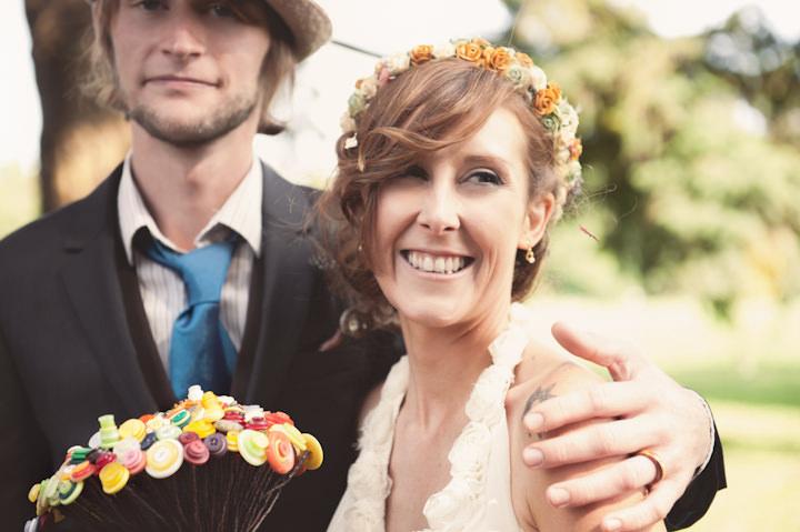 24 Quirky DIY Autumn Wedding By Sasha Mihalova