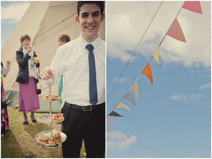 24 Yorkshire Woodland Wedding at The Bivouac by Lissa Alexandra