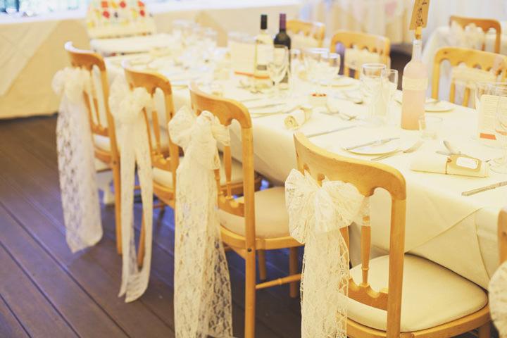 25 DIY Summer Garden Party Wedding By Maureen Du Preez