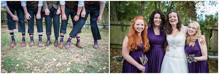 26 DIY Backyard Wedding by Mia Hooper