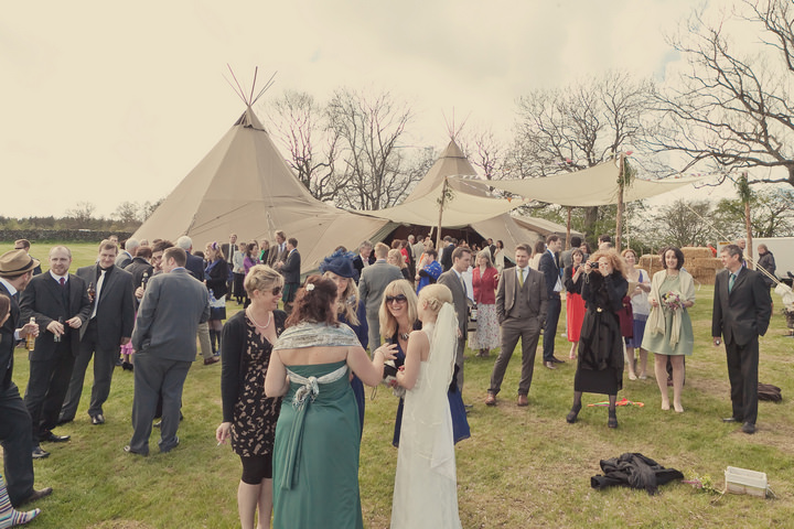26 Yorkshire Woodland Wedding at The Bivouac by Lissa Alexandra