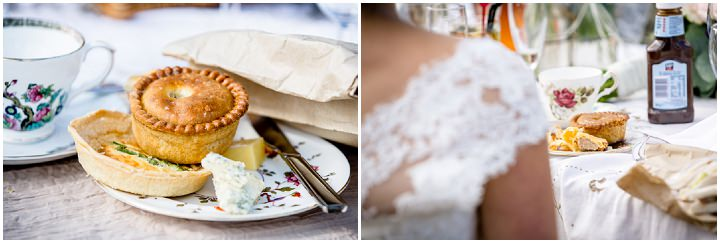 27 Yorkshire Picnic Wedding at Byland Abbey