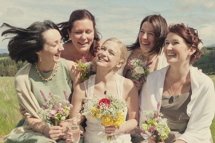27 Yorkshire Woodland Wedding at The Bivouac by Lissa Alexandra