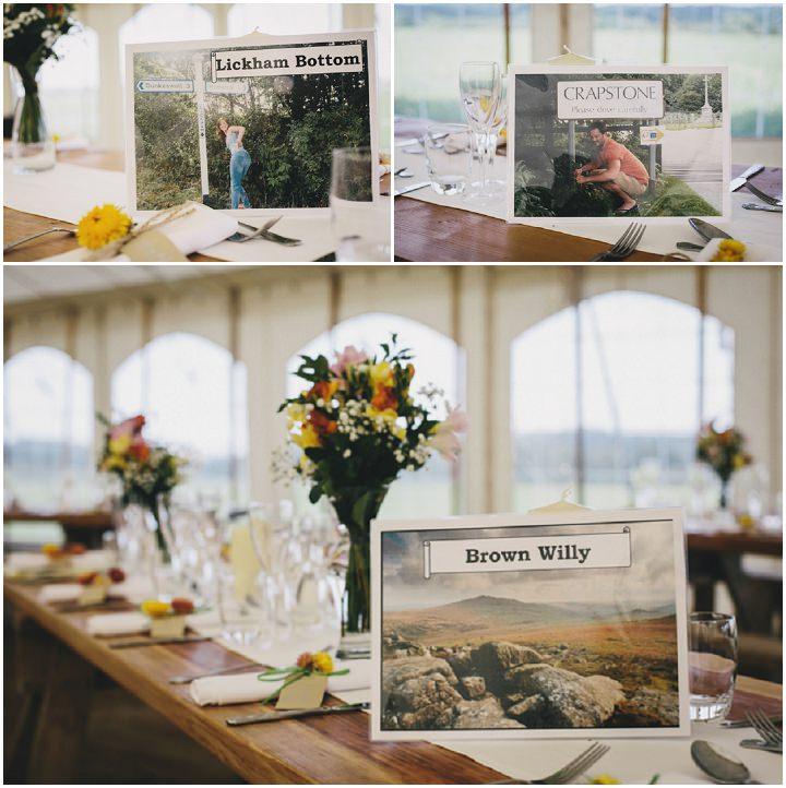 28 Cornish Farm Wededing By Helen Lisk