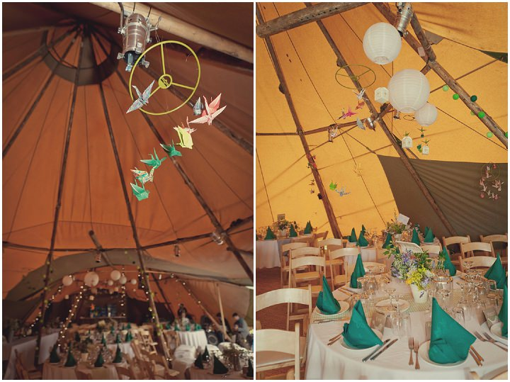 28 Yorkshire Woodland Wedding at The Bivouac by Lissa Alexandra