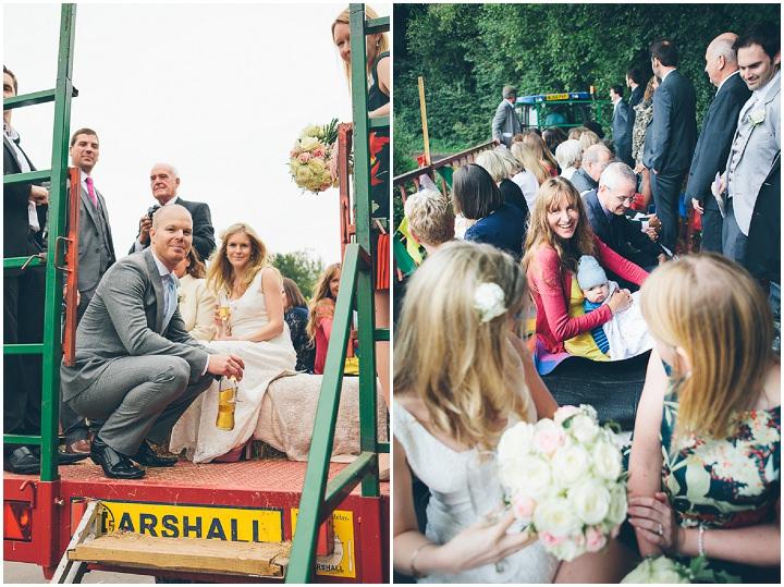 29 Rutic Farm Wedding in Somerset by Christine Wehrmeier
