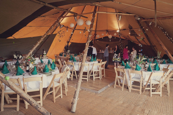 29 Yorkshire Woodland Wedding at The Bivouac by Lissa Alexandra