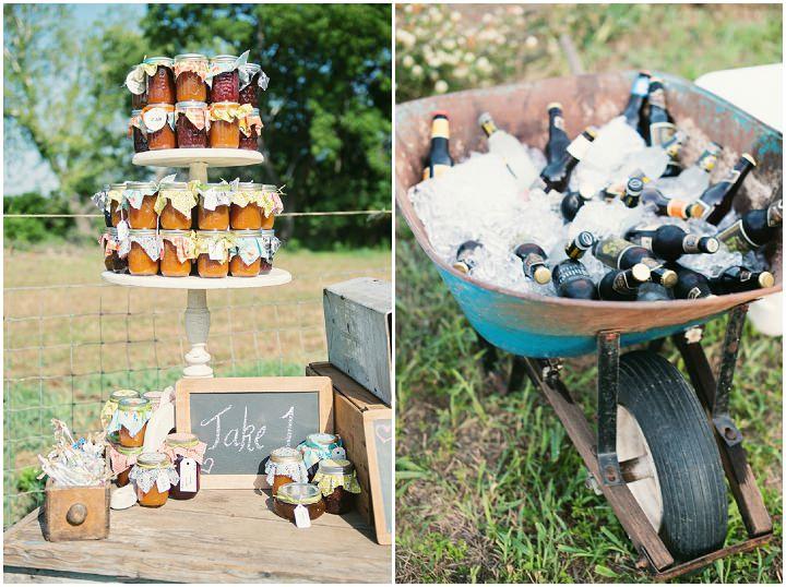 3 Boho Farm Wedding In Oklahoma By Blue Elephant Photography