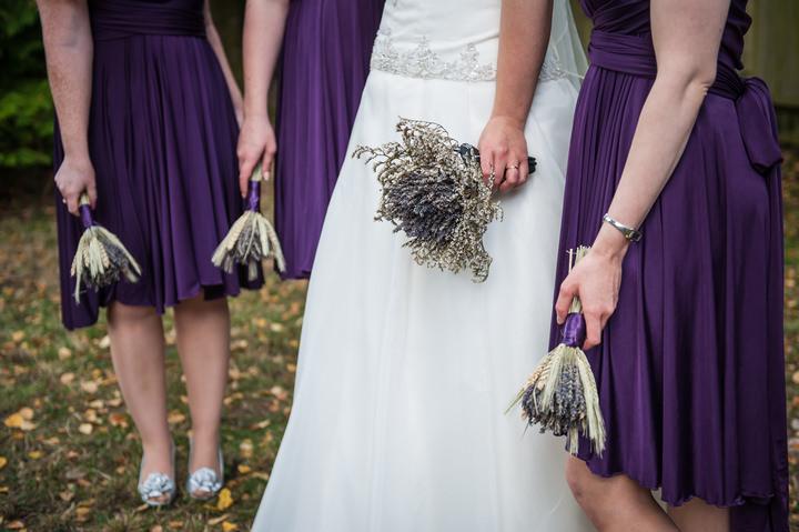 3 DIY Backyard Wedding by Mia Hooper