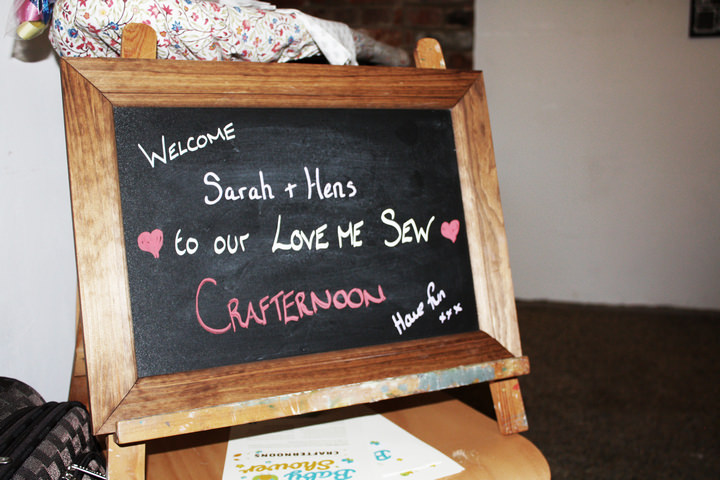 3 Love me Sew Crafty Hen Parties