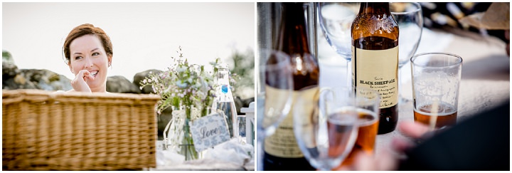 30 Yorkshire Picnic Wedding at Byland Abbey