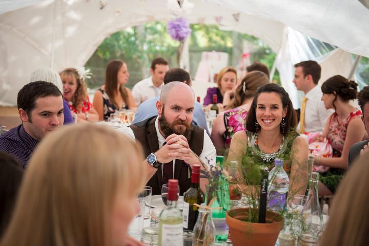 31 DIY Backyard Wedding by Mia Hooper