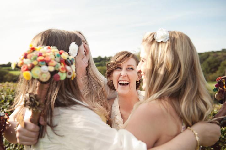 32 Quirky DIY Autumn Wedding By Sasha Mihalova