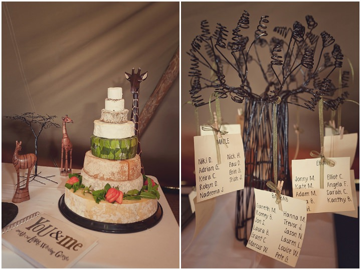 32 Yorkshire Woodland Wedding at The Bivouac by Lissa Alexandra