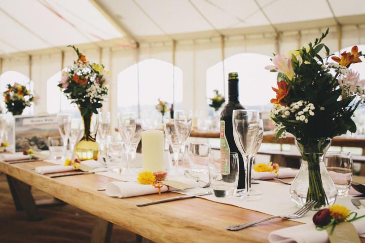 33 Cornish Farm Wededing By Helen Lisk