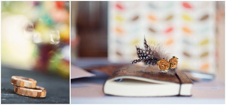 33 Quirky DIY Autumn Wedding By Sasha Mihalova