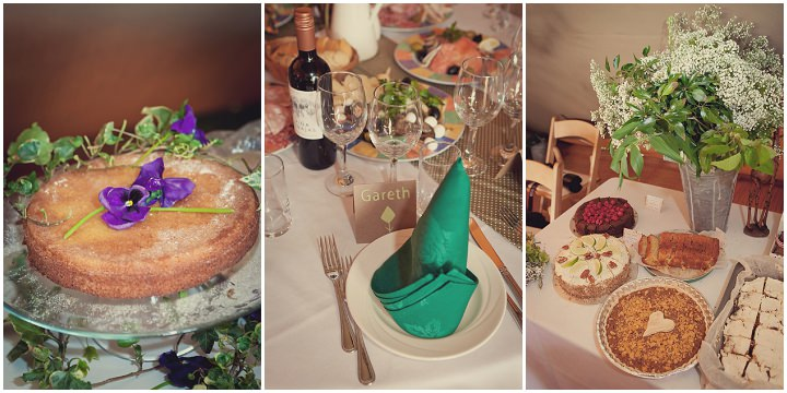 33 Yorkshire Woodland Wedding at The Bivouac by Lissa Alexandra