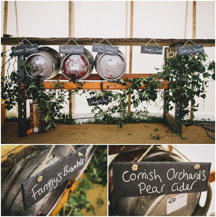 34 Cornish Farm Wededing By Helen Lisk