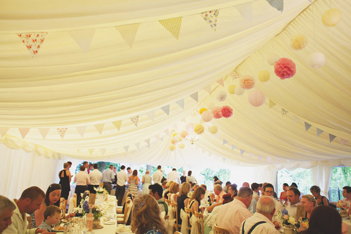 34 DIY Summer Garden Party Wedding By Maureen Du Preez