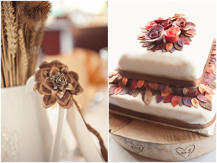 34 Quirky DIY Autumn Wedding By Sasha Mihalova