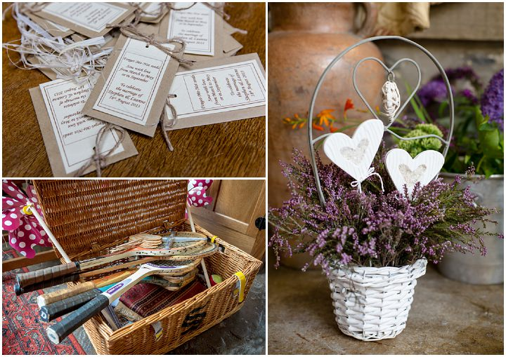 34 Yorkshire Picnic Wedding at Byland Abbey
