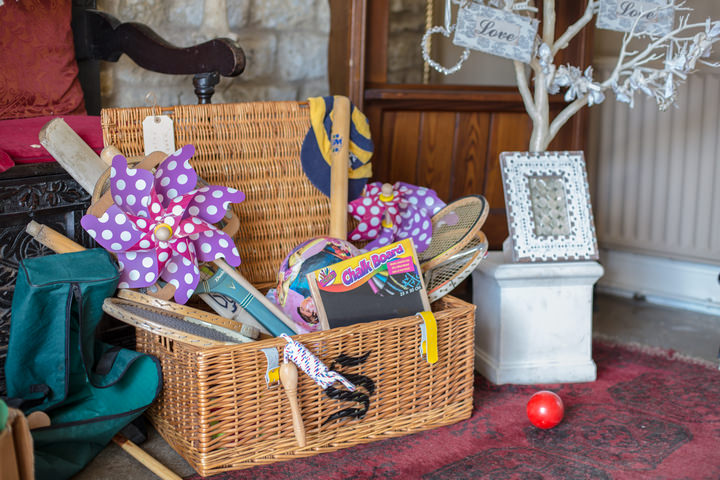 35 Yorkshire Picnic Wedding at Byland Abbey