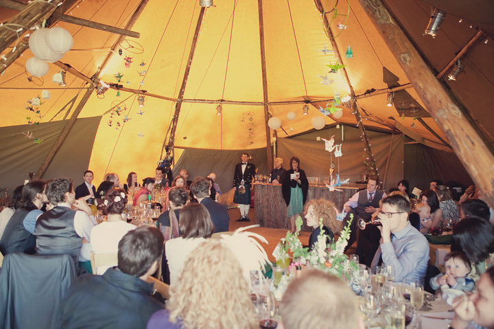 35 Yorkshire Woodland Wedding at The Bivouac by Lissa Alexandra