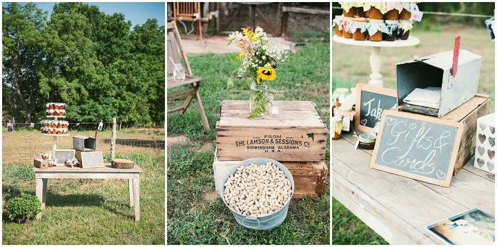 36 Boho Farm Wedding in Oklahoma By Blue Elephant Photography