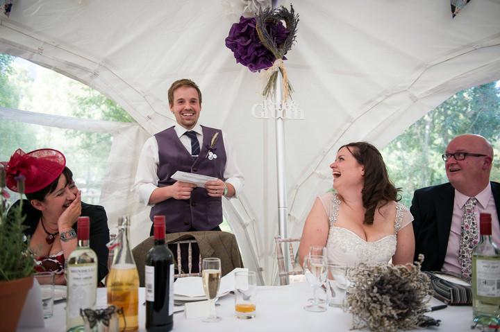 36 DIY Backyard Wedding by Mia Hooper