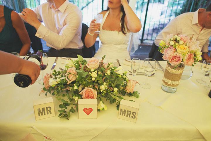 36 DIY Summer Garden Party Wedding By Maureen Du Preez