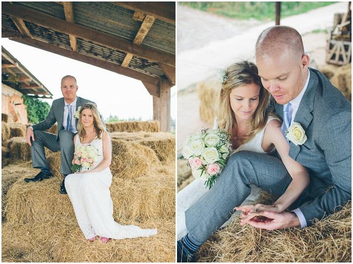 36 Rutic Farm Wedding in Somerset by Christine Wehrmeier