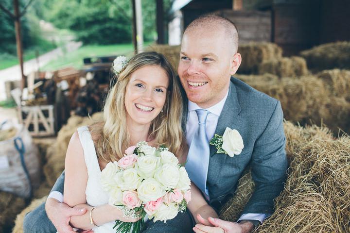 37 Rutic Farm Wedding in Somerset by Christine Wehrmeier
