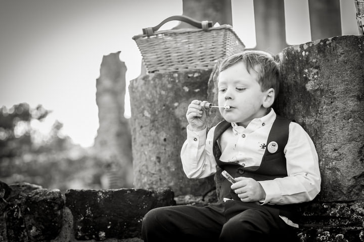 37 Yorkshire Picnic Wedding at Byland Abbey