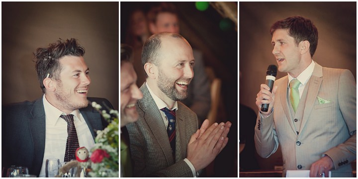 37 Yorkshire Woodland Wedding at The Bivouac by Lissa Alexandra