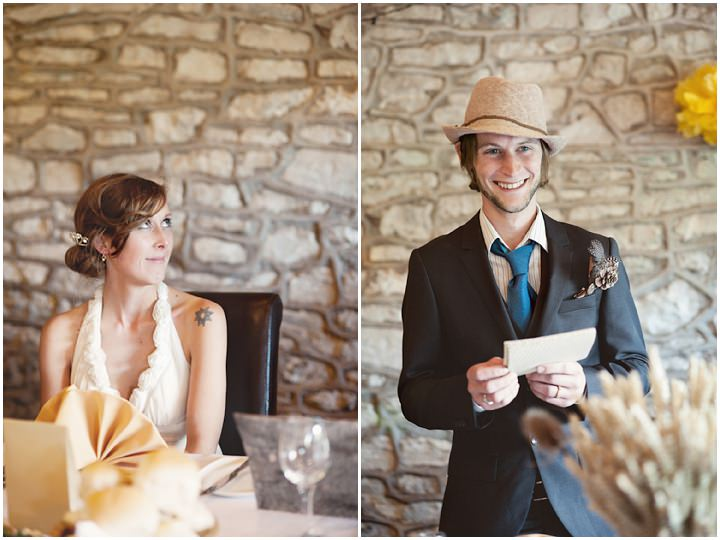 38 Quirky DIY Autumn Wedding By Sasha Mihalova