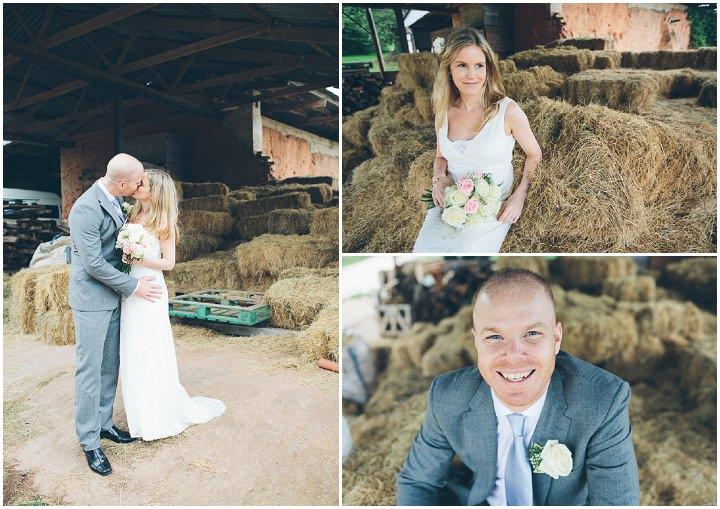 38 Rutic Farm Wedding in Somerset by Christine Wehrmeier