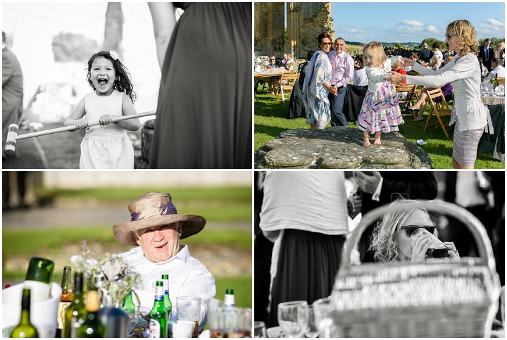 38 Yorkshire Picnic Wedding at Byland Abbey