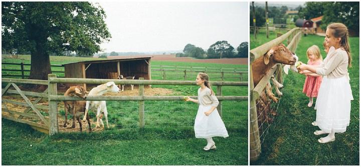 39 Rutic Farm Wedding in Somerset by Christine Wehrmeier