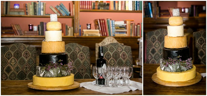 39 Yorkshire Picnic Wedding at Byland Abbey
