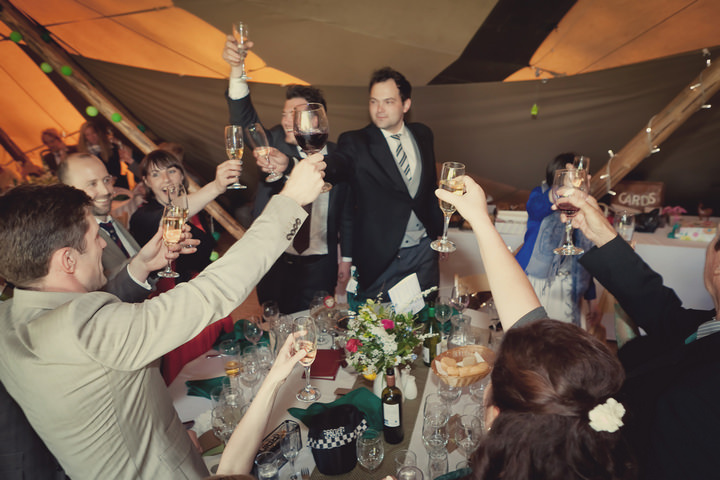 39 Yorkshire Woodland Wedding at The Bivouac by Lissa Alexandra