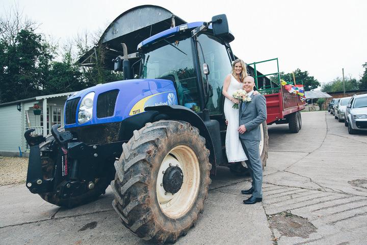 4 Rutic Farm Wedding in Somerset by Christine Wehrmeier