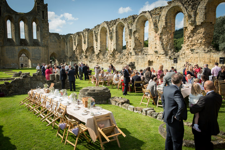 4 Yorkshire Picnic Wedding at Byland Abbey
