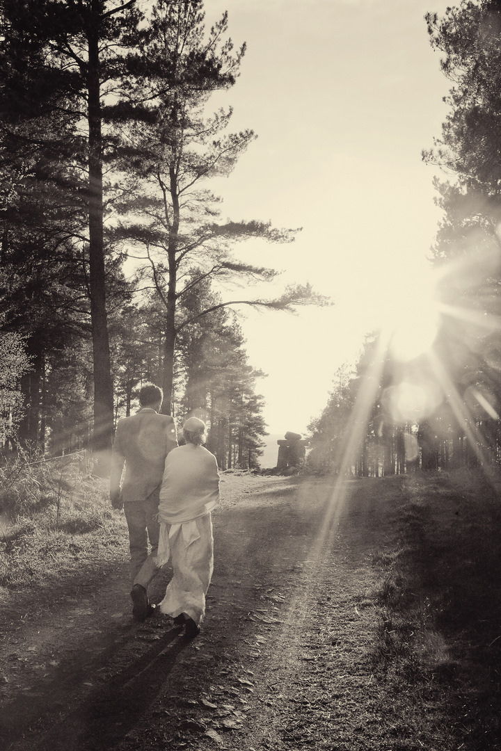 4 Yorkshire Woodland Wedding at The Bivouac by Lissa Alexandra