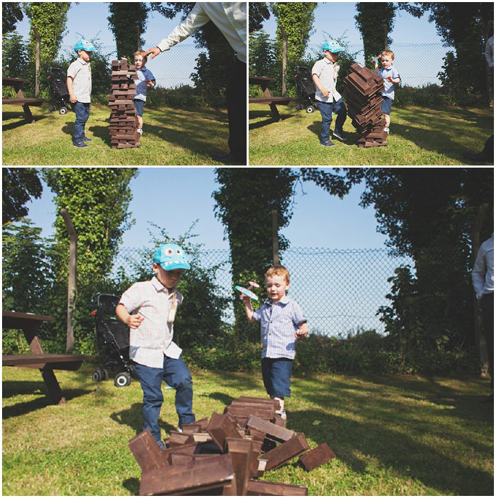 40 DIY Summer Garden Party Wedding By Maureen Du Preez