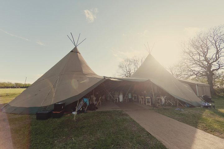 40 Yorkshire Woodland Wedding at The Bivouac by Lissa Alexandra