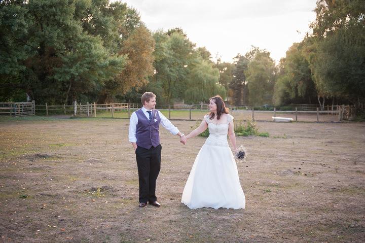 41 DIY Backyard Wedding by Mia Hooper