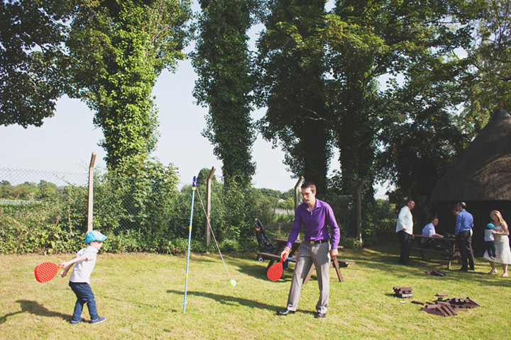 41 DIY Summer Garden Party Wedding By Maureen Du Preez