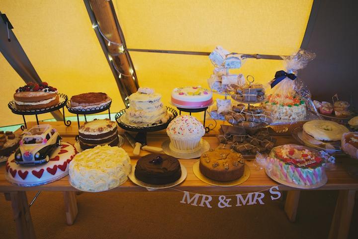 42 Manchester Tipi Wedding By Nicola Thompson
