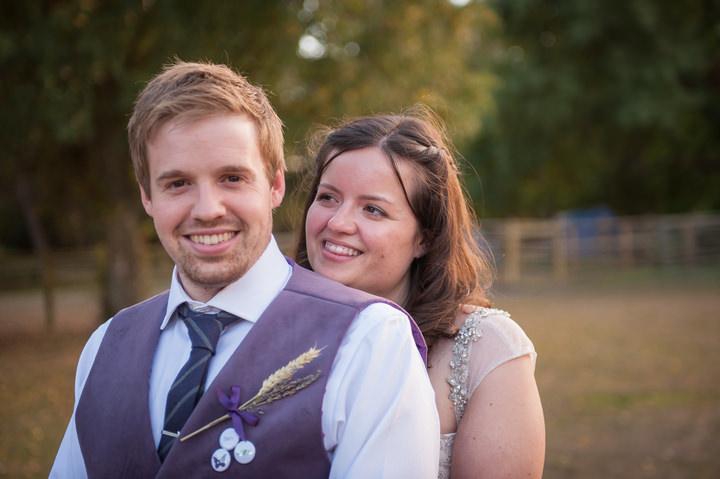 43 DIY Backyard Wedding by Mia Hooper