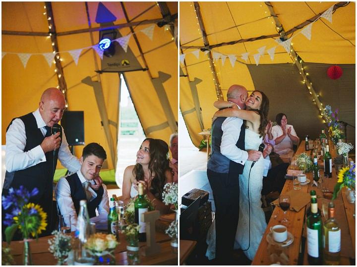 43 Manchester Tipi Wedding By Nicola Thompson